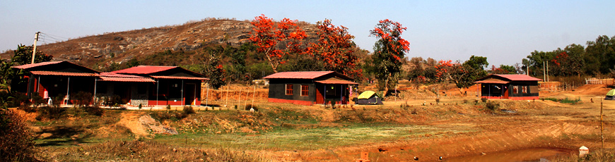 Ajodhya Pahar Village Eco Resort