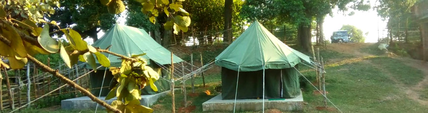 Ajodhya Pahar Hilltop Cottage and Tent