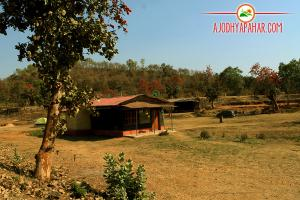 Ajodhya Pahar Eco cottages