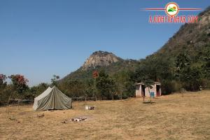 Ajodhya Pahar camping ground