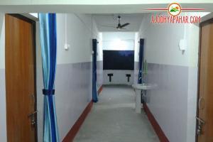 Homestay corridor