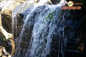 Turga waterfall